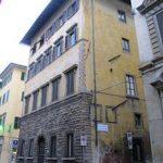 La casa del boia a Firenze.