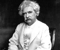 Condizionati:Mark Twain