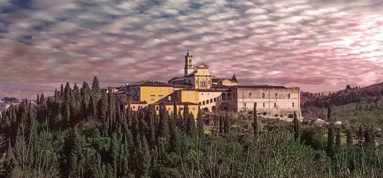 Pecorelle sulla Certosa.