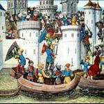 Un fiorentino a Costantinopoli.