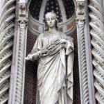 Santa Reparata patrona di Firenze.
