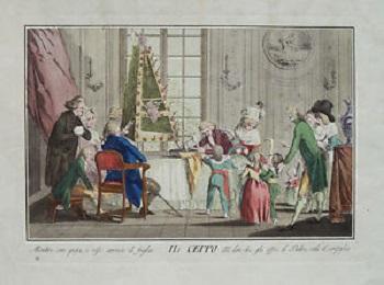 Firenze: Albero di Natale o Ceppo Fiorentino?