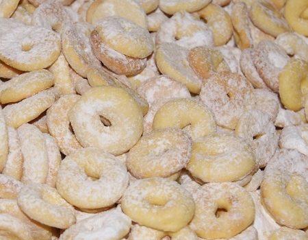 Zuccherini di Firenzuola, un biscotto anche natalizio!