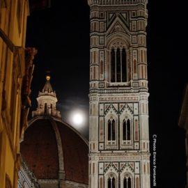 E la luna bussò…tra le meraviglie fiorentine.