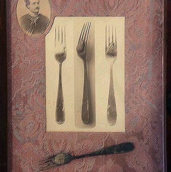 L'uomo della forchetta.