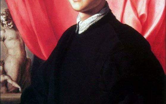 Pierino da Vinci, nipote di Leonardo.