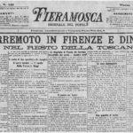 """18 Maggio 1895, Il """"Grande Terremoto"""" di Firenze."""