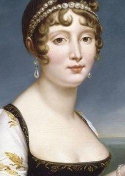 Carolina Bonaparte e la sua ultima dimora fiorentina.