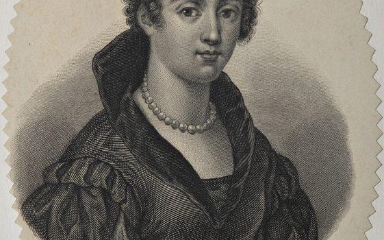 Arcangela Paladini, la preferita di Cosimo II.