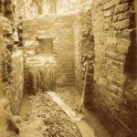 Pozzo sacro nei sotterranei di piazza della Repubblica.