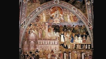 Cappellone o Cappella degli Spagnoli a Firenze.