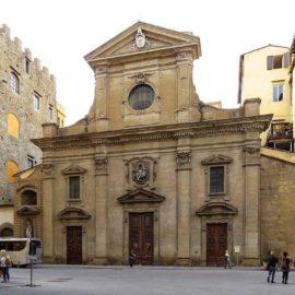 Chiesa della Santa Trinita, nascita ed evoluzione