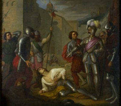 Storia dell'assedio: parte terza.
