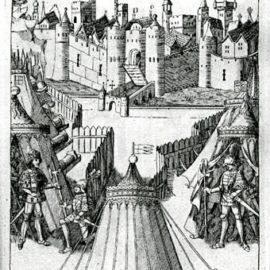 Storia dell'assedio: parte seconda.