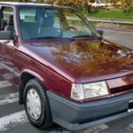 La Renault 9 fedele al fiorentino.