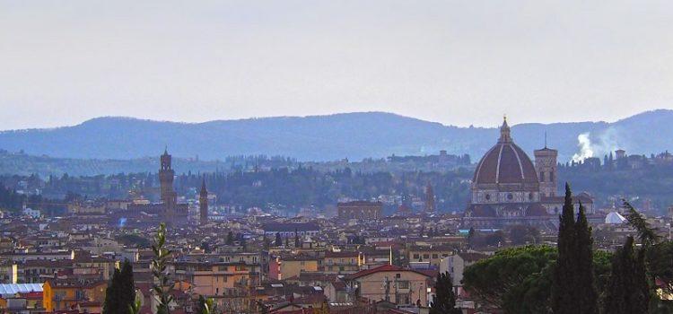 Una cartolina da Firenze.