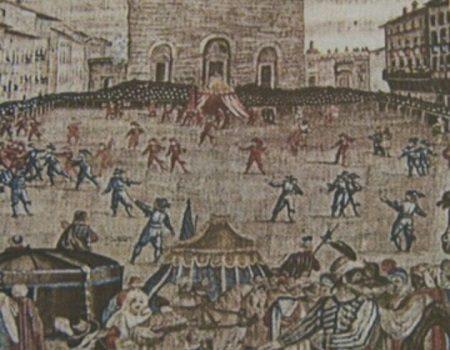 Calcio storico fiorentino.