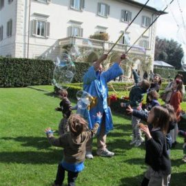 Una Firenze per i bambini, iniziative.