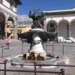 Le fontane del Cacciucco.