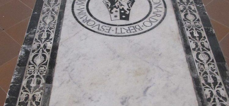 tomba di Berto di Leonardo Berti