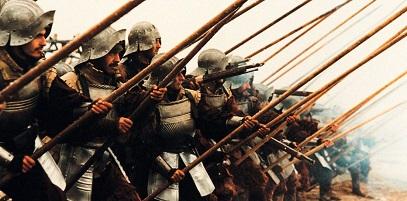 Il mestiere delle armi, di Ermanno Olmi.