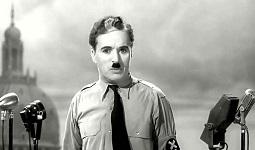 Coraggio: Charlie Chaplin.