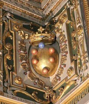 """Le """"Palle"""" de' Medici."""