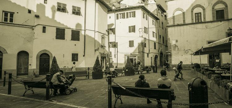 Piazza della Passera.