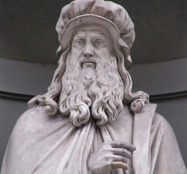 La vita privata di Leonardo da Vinci.
