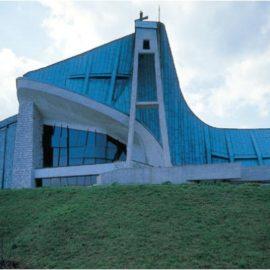 L'altro S. Giovanni – La chiesa dell'autostrada di G. Michelucci.