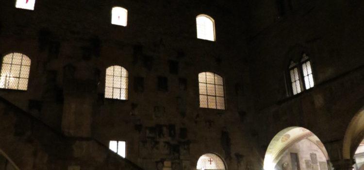 Il Bargello ed i tormenti inflitti ai carcerati.