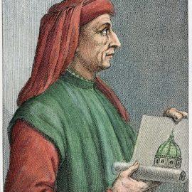 Filippo di Ser Brunellesco lapi.