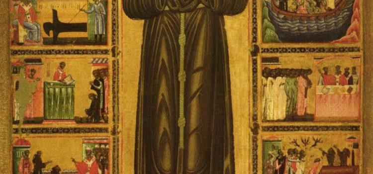 Maestro del S. Francesco Bardi