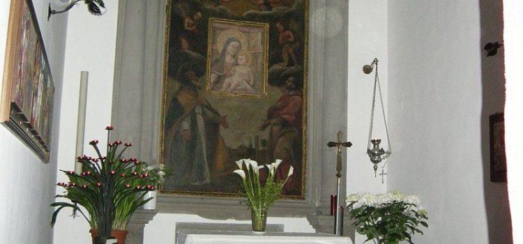 La leggenda della Madonna nel pozzo.