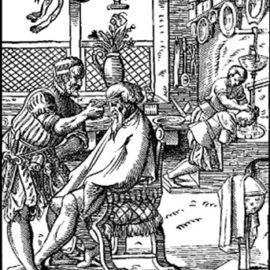 Il lunedì, giorno di chiusura per i barbieri.