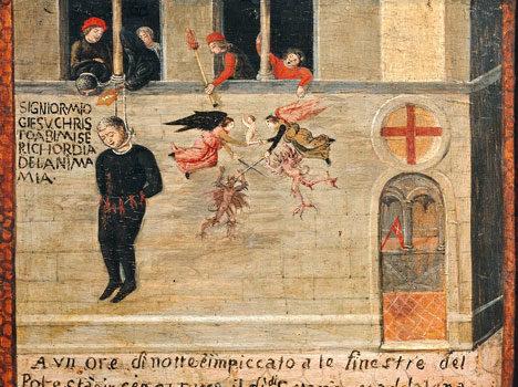 Un fattaccio del Cinquecento: Antonio Rinaldeschi