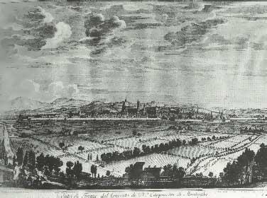 Lezione universitaria: Il piano ottocentesco in Italia, Firenze.