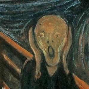 """Munch ispirato a Firenze per generare il suo """"urlo""""."""