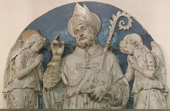San Zanobi Vescovo di Firenze.