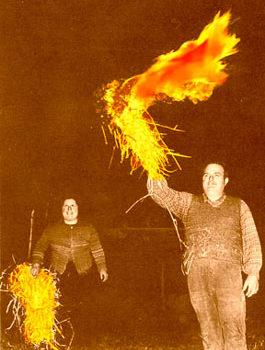 Grano grano non carbonchiare. Filastrocca fiorentina per l'ultimo giorno di Carnevale.