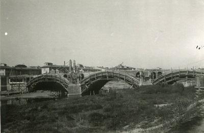 Nascita del ponte alla Vittoria.