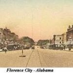 Florence City, Alabama.