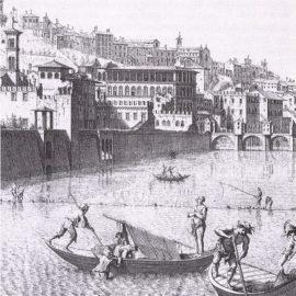 Un'immagine fiabesca di Giuseppe Zocchi.