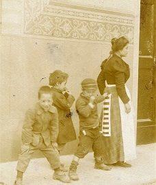 La tradizione fiorentina della scala.