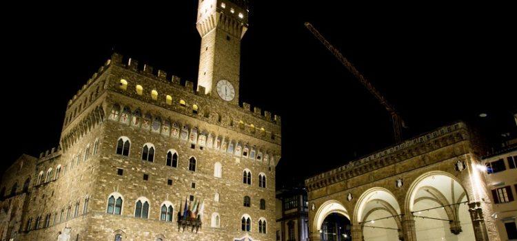 Palazzo Vecchio in video