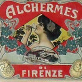 L'Alchermes, il liquore de' Medici.