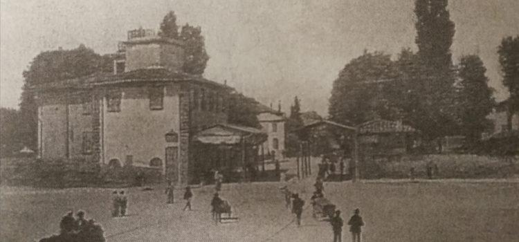 Piazza della Barriera Aretina.
