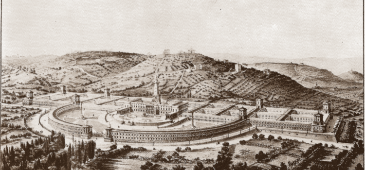 La Firenze che NON fu – (1) L'asilo per invalidi.
