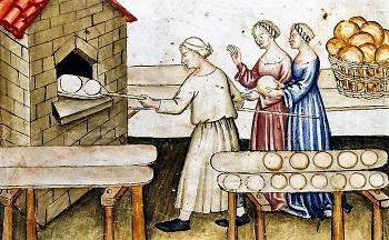 Arte minore dei Fornai.