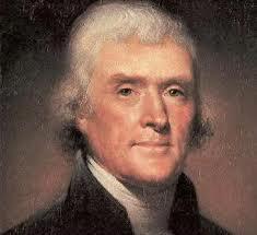 Le banche: Thomas Jefferson